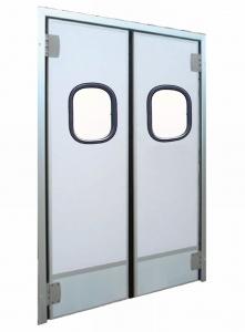 Perdele şi uşi industriale din PVC